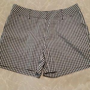 Tommy Hilfiger Golf Checkered Shorts Size 6